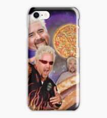 Three Guy Fieri Moon iPhone Case/Skin