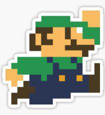 TEAM Luigi Sticker