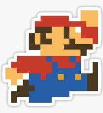 TEAM Mario Sticker