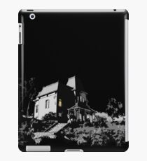 Welcome to Bates Motel iPad Case/Skin