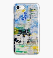 Peaceful conquest of the Earth, Genesis 1:28, Original Abstract iPhone Case/Skin