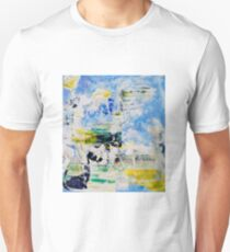 Peaceful conquest of the Earth, Genesis 1:28, Original Abstract Unisex T-Shirt