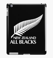 New Zealand All Blacks iPad Case/Skin