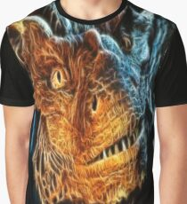 Draco The Dragon From The Hit Dragonheart Movie Graphic T-Shirt