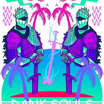 d a n k  s o u l s by pixelsbreakfast