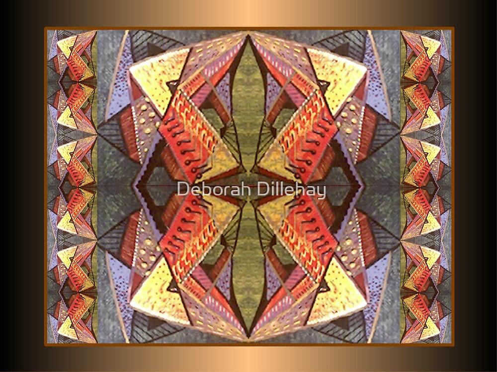Origami Pattern by Deborah McCormick