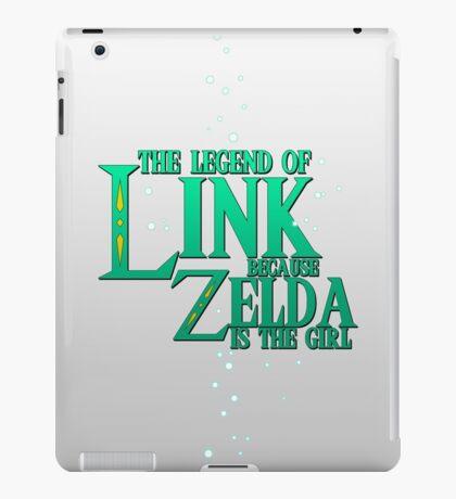 The Legend Of Link iPad Case/Skin