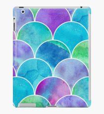 Watercolour Deco Cross-over iPad Case/Skin