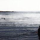Walking in the Water by Wayne King