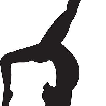 Gymnastics Kickover by pilotof727s