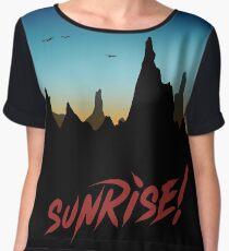 SUNRISE! Chiffon Top