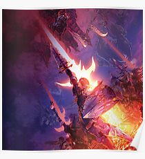 FFXIV A Realm Awoken Poster