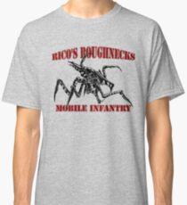 Starship Troopers - Rico's Roughnecks Classic T-Shirt