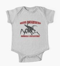 Starship Troopers - Rico's Roughnecks One Piece - Short Sleeve