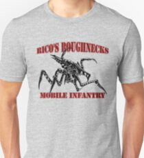 Starship Troopers - Rico's Roughnecks T-Shirt