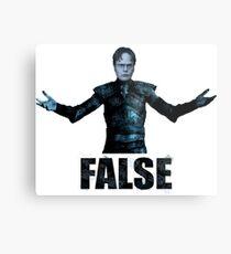 Dwight walker Schrute Metal Print