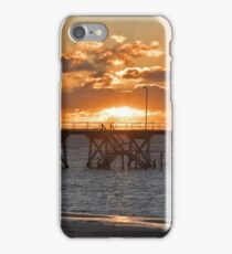 Smoky Bay Sunset, South Australia iPhone Case/Skin