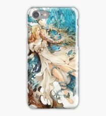 FFXIV The Gears of Change iPhone Case/Skin