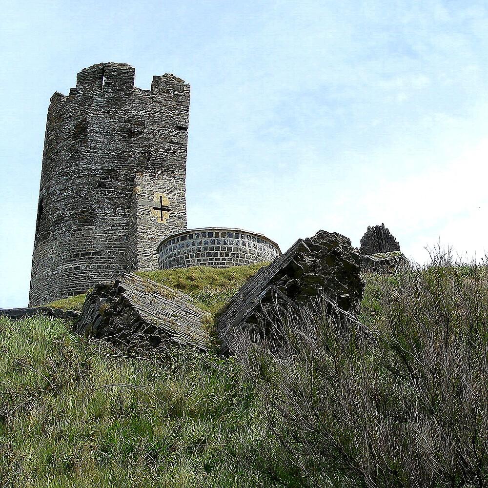 Aberystwyth in Wales by LindainSC