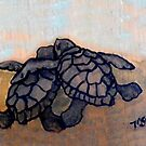 Sea Turtle Art ... t47 by whiteygilroy