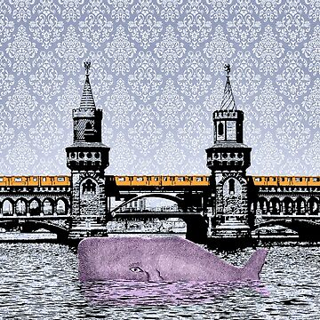 Oberbaum whales by henribanks