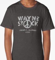 Waynes World - Waynestock Festival 1993 Long T-Shirt