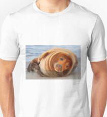 Seal Wells beach Norfolk T-Shirt