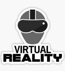 Virtual Reality (VR) Sticker