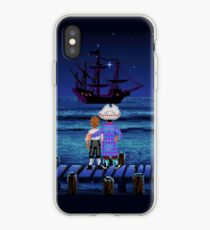 Guybrush & Stan (Monkey Island) iPhone Case