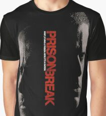 Prison Break Ascape From A Nation Graphic T-Shirt