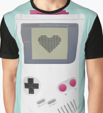 Video Games Console Graphic T-Shirt