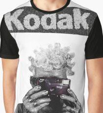Kodak Black Rapper Inspired Design Graphic T-Shirt