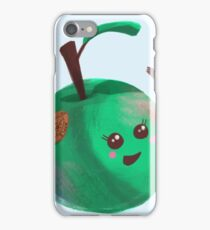 """apple"" iPhone Case/Skin"