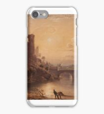 F. Snell (19th century) Barnard Castle, Teesdale, County Durham iPhone Case/Skin
