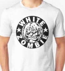 White Zombie (Black) Unisex T-Shirt