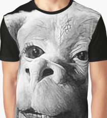 Falkor Der Glücksdrache aus der unendlichen Geschichte Design Grafik T-Shirt
