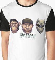 Camiseta gráfica Experiencia de Joe Rogan