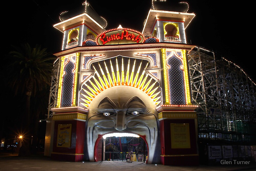 Luna Park by Glen Turner