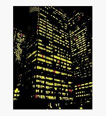 Urban Hatches NYC  Photographic Print