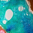 Environmental Series #5 Rare Octopus Marvels at the Ocean by ANoelleJay