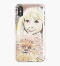 Kira and Fizzgig - The Dark Crystal iPhone Case/Skin