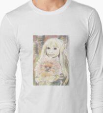 Kira and Fizzgig - The Dark Crystal Long Sleeve T-Shirt