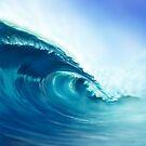 Blue Wave  by ShaneMartin