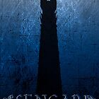 Isengard Poster by scardesign11