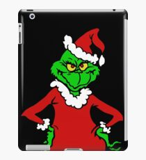 The Grinch  iPad Case/Skin