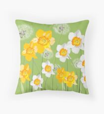 DAFFS Throw Pillow