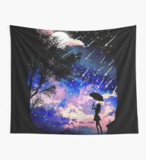 Meteor Shower Wall Tapestry