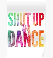 Shut Up & Dance 2 Poster