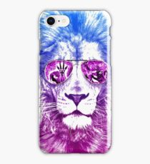Tackle The Gazzle Says Mr. Lion iPhone Case/Skin