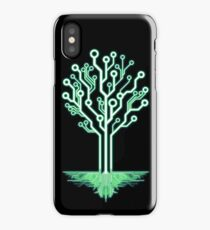 Tree of Technological Knowledge iPhone Case